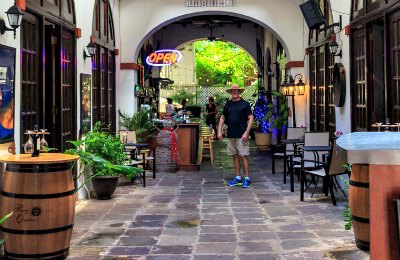Food tours in San Juan