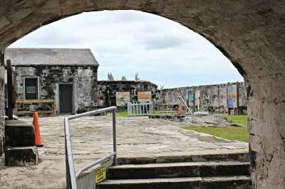 Fort Charlotte in Nassau