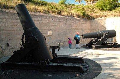 Fort De Soto Park in Tampa