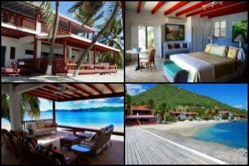 Fort Recovery Beachfront Villa Resort Tortola