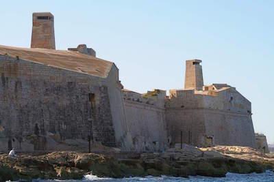 Fort St. Elmo in Malta