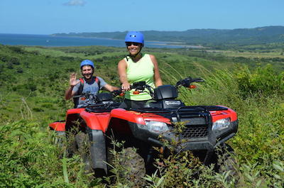 From Liberia 4WD, ATV & Off-Road Tours in Guanacaste