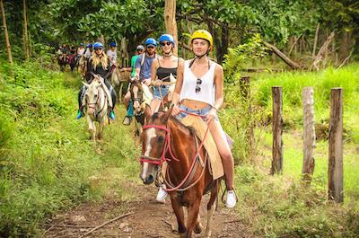 From Liberia Horseback Riding in Guanacaste