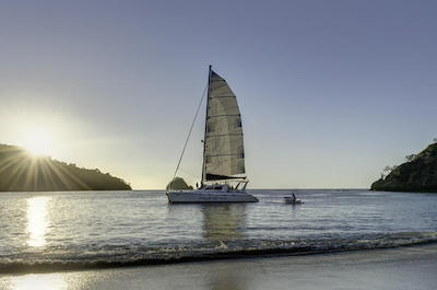From Playa Flamingo Cruises, Sailing & Water Tours in Guanacaste
