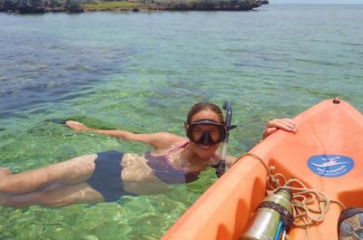From Playa Flamingo Snorkeling in Guanacaste