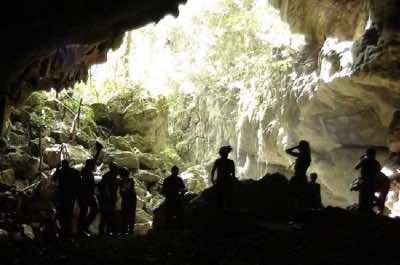 Fun Fun Cave in Punta Cana