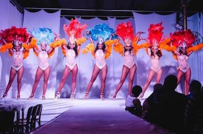 Ginga Tropical Show in Rio De Janeiro