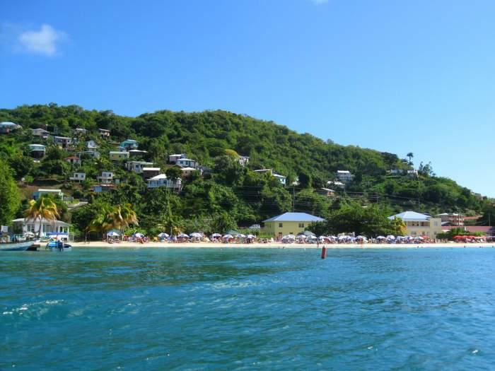 Grand Anse in Grenada