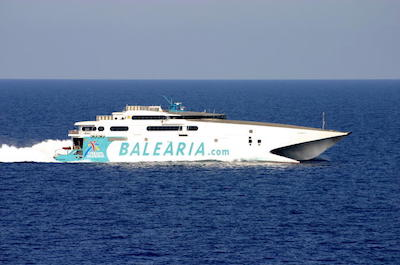 Grand Bahama Round-Trip Ferry in Fort Lauderdale