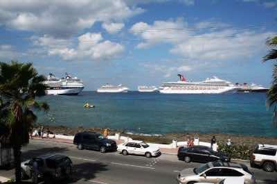 Grand Cayman Cruise Port
