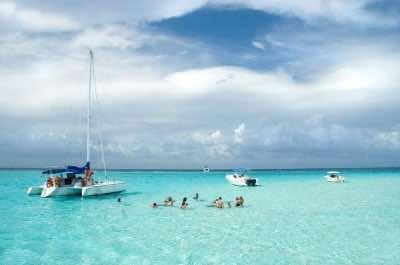 Grand Cayman Stingray City