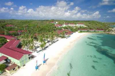 Grand Pineapple Beach Resort Antigua Barbuda