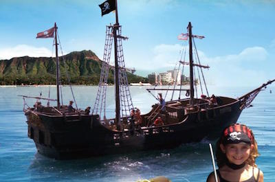 Hawaii Pirate Ship Adventures in Oahu