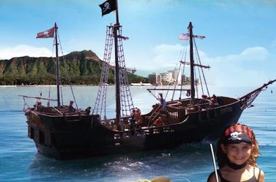 Hawaii Pirate Ship Adventures in Oahu