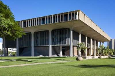 Hawaii State Capitol in Honolulu