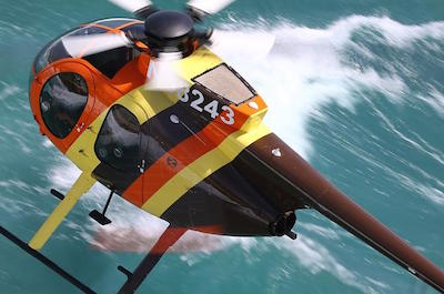 Helicopter Tours In Oahu