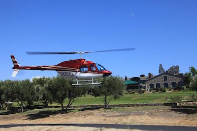 Helicopter Tours in San Diego