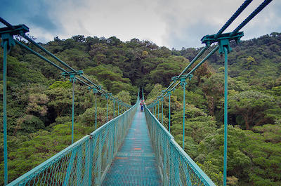 Hiking Tours in Monteverde
