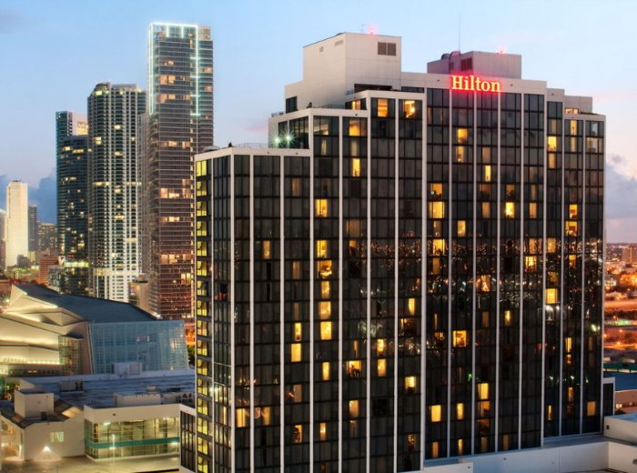 Hotels In Downtown Miami Biscayne Blvd
