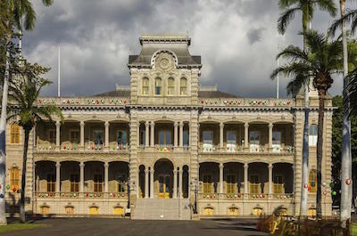 Honolulu City Ghost Haunts Walking Tour