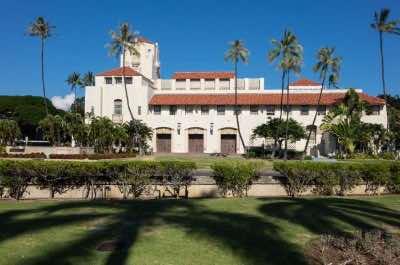 Honolulu Hale in Honolulu