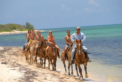 Horseback Riding Grand Cayman