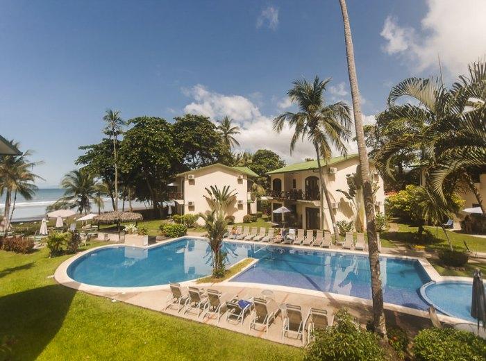 Hotel Club del Mar in Jaco