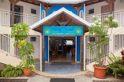 Hotel Corail Residence Hotel Martinique