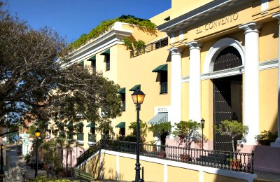 Hotel El Convento Puerto Rico