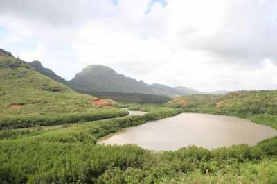 Huleia National Wildlife Refuge in Kauai