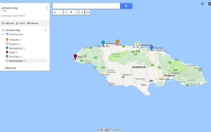 jamaica-map
