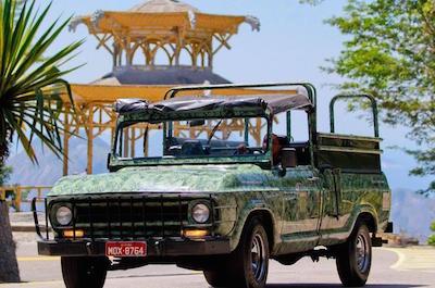 Jeep tours in Rio De Janeiro
