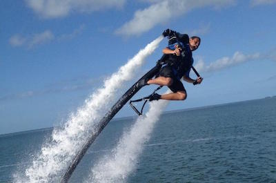 Things To Do In Aruba - Jetpack Adventure