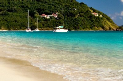 Jost Van Dyke Island  British Virgin Islands