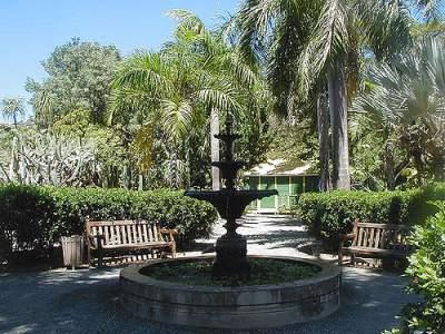 J.R. O'Neal Botanic Gardens in Tortola
