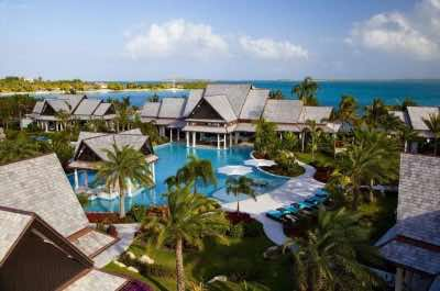 Jumby Bay Rosewood Resort Antigua Barbuda