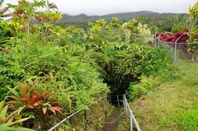 Ka'eleku Caverns - Hana Lava Tube in Maui
