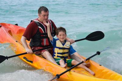 Kayak Tours in San Diego