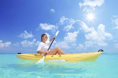 Kayaking & Canoeing in Freeport