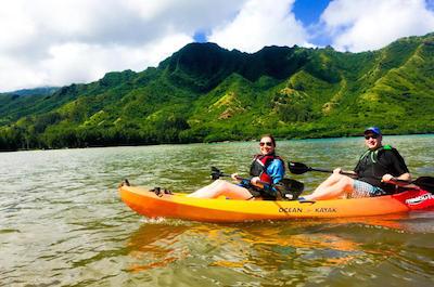 Kayaking & Canoeing In Oahu