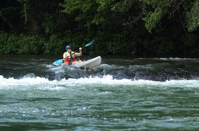 Kayaking and Canoeing Tours in San Ignacio