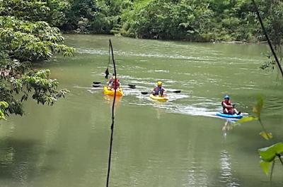 Kayaking Tours in Belize City