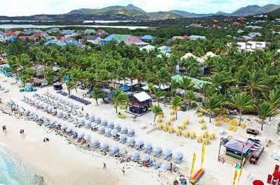 La Playa Orient Bay in St. Martin