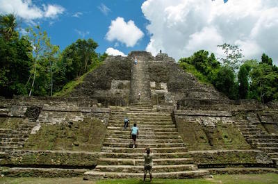 Lamanai Mayan Site in Belize City