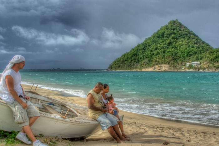 Levera Beach in Grenada