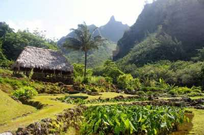 Limahuli Garden and Preserve in Kauai