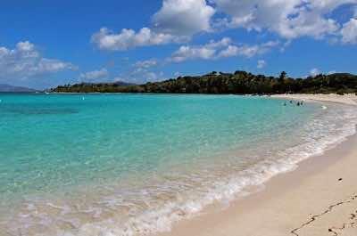 St. Thomas Lindquist Beach
