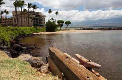 Ma'alaea Harbor in Maui