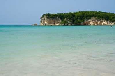 Macao Beach in Punta Cana