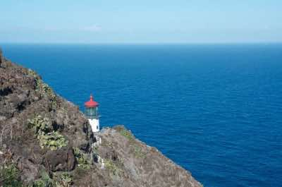 Makapuu Point Lighthouse Hike in Oahu